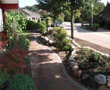 Garten und landschaftsbau gartengestaltung garten for Gartengestaltung hauseingang